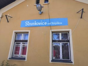 ŽST Strunkovice nad Volyňkou