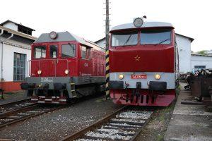 Cecaňa T478.1201 a Hektor T435.0594