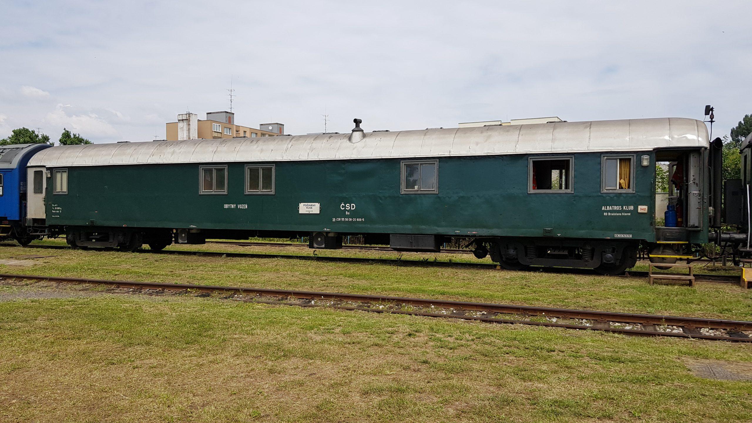 obytny vozen BAI 50 56 08 20-806-0