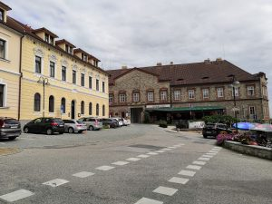 Hluboká nad Vltavou, ALBATROS klub